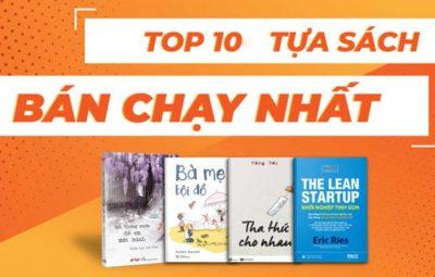 Top 10 cuốn sách bán chạy nhất mọi thời đại