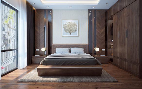 Kinh nghiệm hay bảo quản giường ngủ gỗ bền lâu bạn cần hiểu rõ